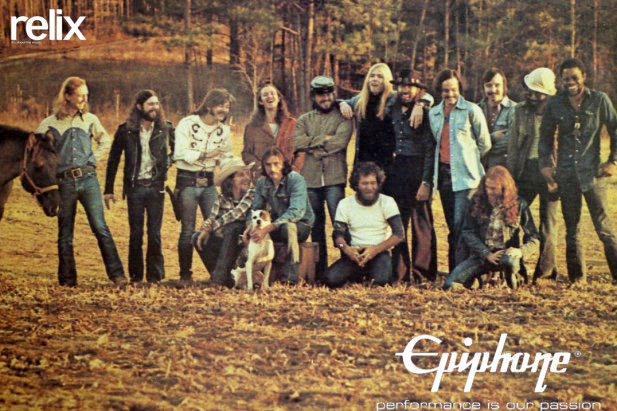 Cover The Allman Brothers Band's Ramblin Man and You Could Win!