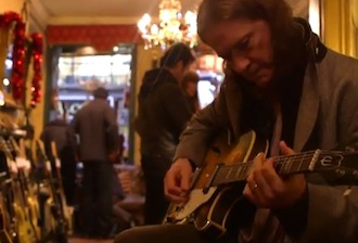 Robben Ford's Day In Nashville