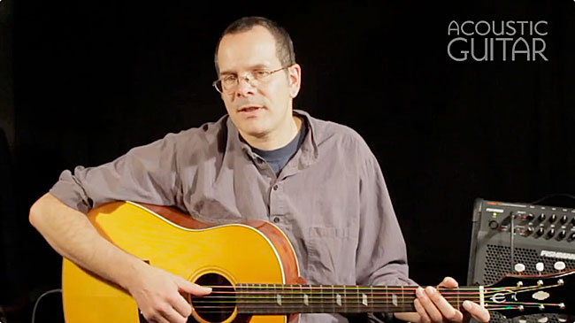 Teja Gerken Reviews the Epiphone Inspired by 1964 Texan for Acoustic Guitar