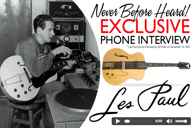 Les Paul: The Wizard in His Own Words