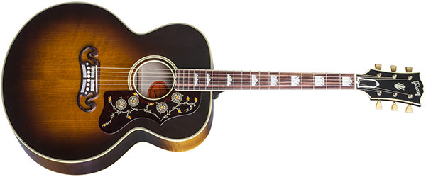 Gibson Acoustic feature J-200 SJ-200
