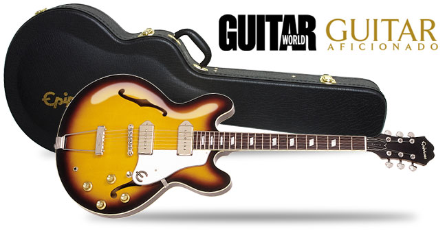 Win An Elitist Casino From Guitar World and Guitar Aficionado