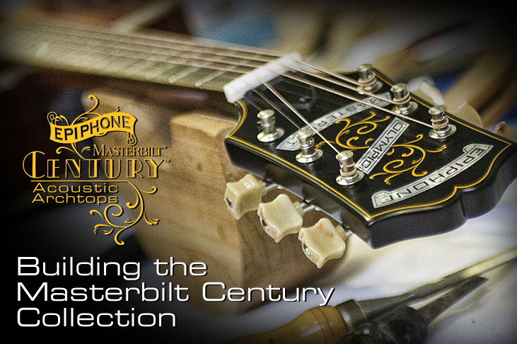 Building the Masterbilt Century Collection