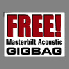 Buy a Masterbilt in July and Get a Free Gigbag!
