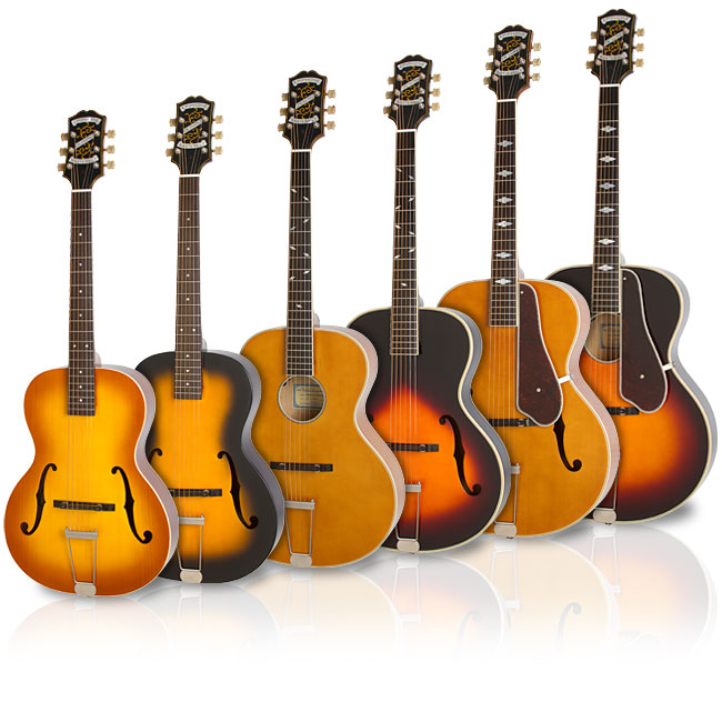 acoustic guitar looks at the masterbilt century collection. Black Bedroom Furniture Sets. Home Design Ideas