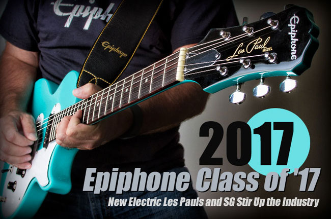 Epiphone Class Of 17