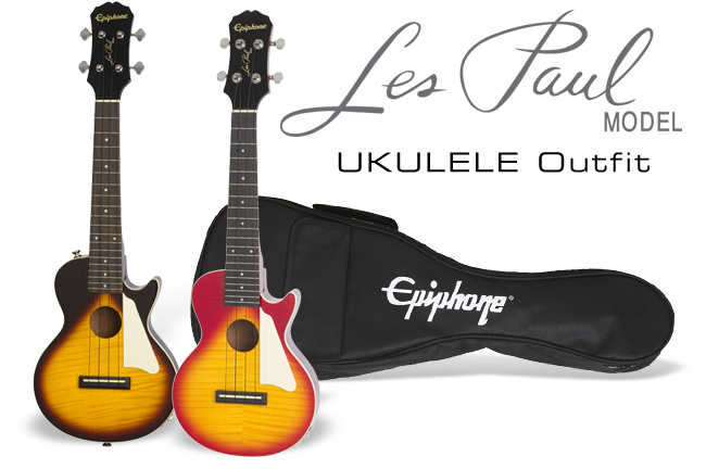 bee29731eda Although the Packs are a great way to get started, some children are ready  to start with a specific instrument. Again, Epiphone provides a variety of  ...