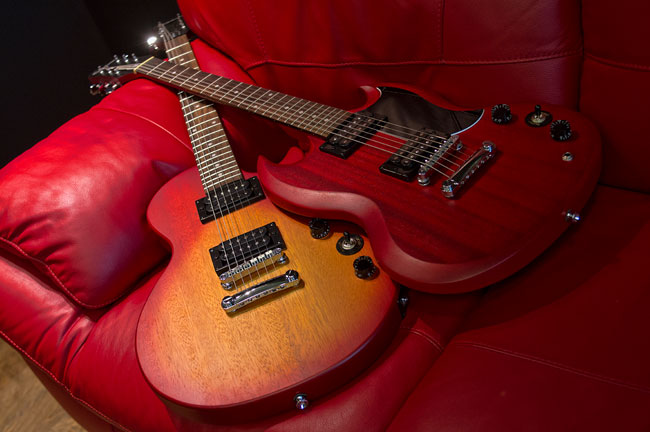 The Les Paul Special VE™ and SG-Special VE™