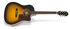 Epiphone AJ-210CE Acoustic/Electric Outfit