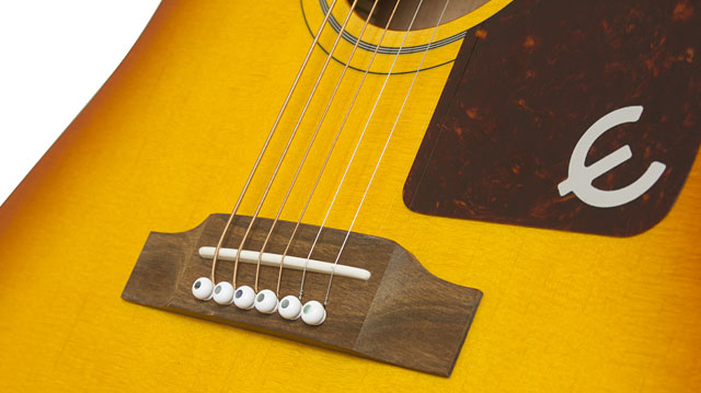 Guitars & Basses Musical Instruments & Gear Humble Epiphone Master Built Deluxe Classic