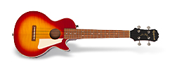 Les Paul® Tenor Acoustic/Electric Ukulele