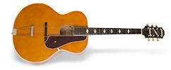 Epiphone Masterbilt® De Luxe™ Acoustic/Electric Guitar