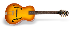 Epiphone Masterbilt® Olympic™ Acoustic/Electric Guitar