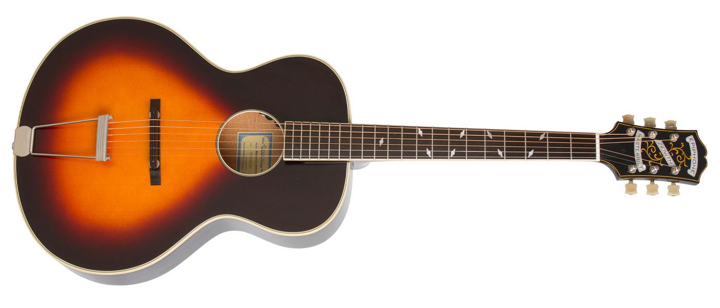 Epiphone Masterbilt® Zenith™ Classic Acoustic/Electric Guitar