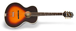 Epiphone Masterbilt® Zenith™ Acoustic/Electric Guitar