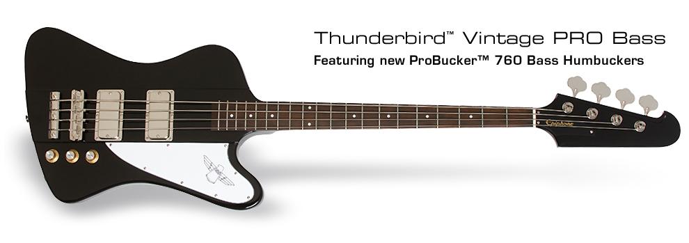 Thunderbird Vintage PRO Bass:
