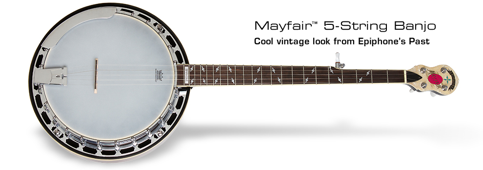 Mayfair™ 5-String Banjo :