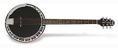 Epiphone Stagebird™ 6-String Electric Banjo