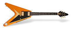 "Ltd. Ed. Joe Bonamassa 1958 ""Amos"" Korina Flying-V Outfit"