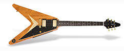 Epiphone Ltd. Ed. Korina Flying-V