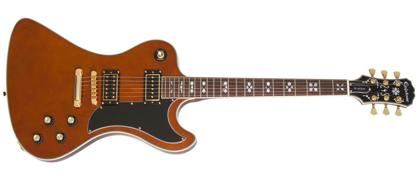 LEERDpop epiphone nighthawk custom reissue electric guitar Epiphone Guitars at couponss.co