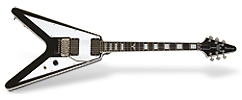 Ltd. Ed. Richie Faulkner Flying-V Custom Outfit