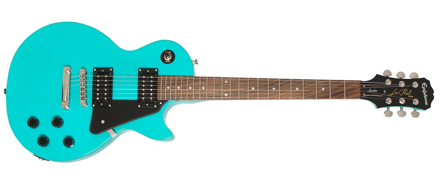 ... Turquoise (TQ). Les Paul Studio: ...