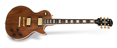 Epiphone Ltd. Ed. Les Paul Custom PRO KOA