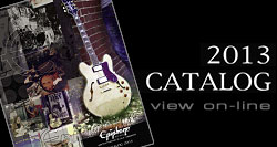 Epiphone 2013 Catalog