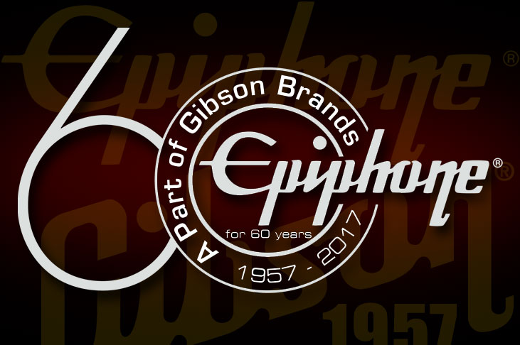 Epiphone Celebrates 60 Years