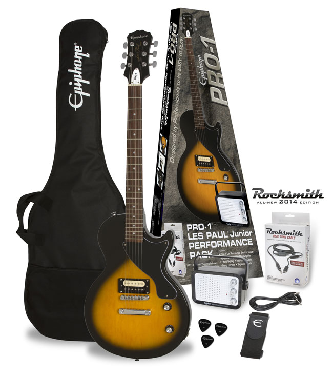 Enter To Win A Pro 1 Les Paul Jr Performance Pack And Guitar World