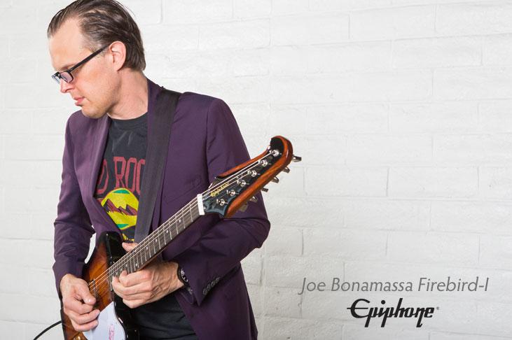 Joe Bonamassa Firebird-I